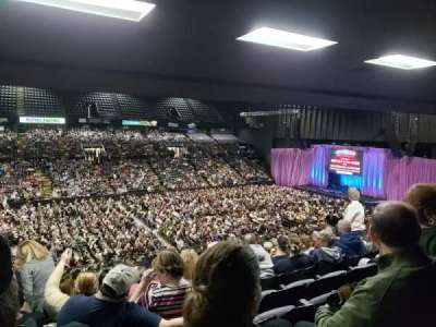 Royal Farms Arena section 212