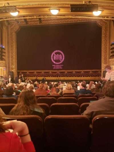 Hippodrome Theatre section Center Orchestra