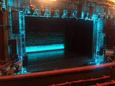 Broadhurst Theatre, section: Mezzanine L, row: E, seat: 13