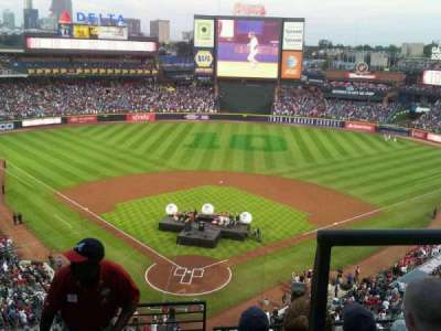 Turner Field, section: 401