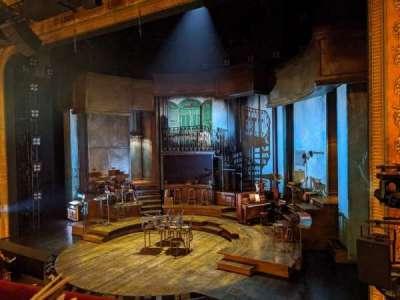 Walter Kerr Theatre section Mezzanine Right