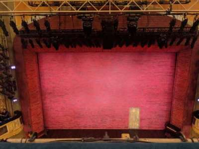 Shubert Theatre section Balcony C
