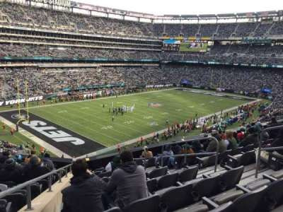 MetLife Stadium section 245C