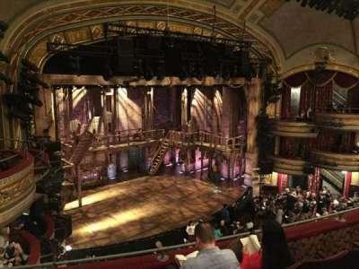 Richard Rodgers Theatre section Front Mezzanine L