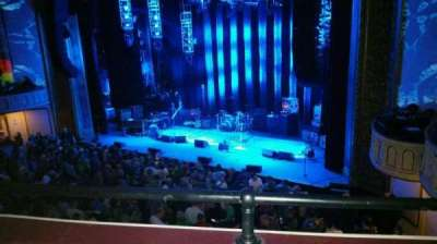 Capitol Theatre (Port Chester), section: Loge, row: BB, seat: 8