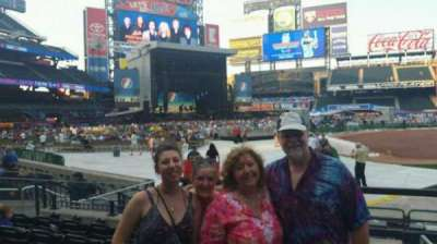 Citi Field, section: 224, row: D, seat: 1