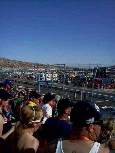 ISM Raceway, section: Bryan, row: 10, seat: 2