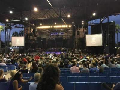 Coral Sky Amphitheatre, section: 5, row: V, seat: 6