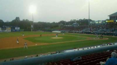 Dodd Stadium, section: 19, row: T, seat: 4