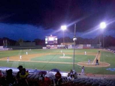Dodd Stadium section 13