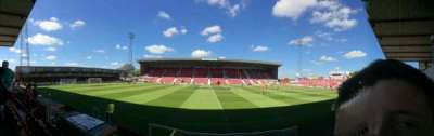 County Ground, section: D4L, row: D, seat: 116