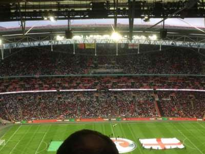 Wembley Stadium, section: 501, row: 39, seat: 25