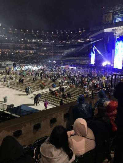Citi Field, section: 104, row: 29, seat: 7