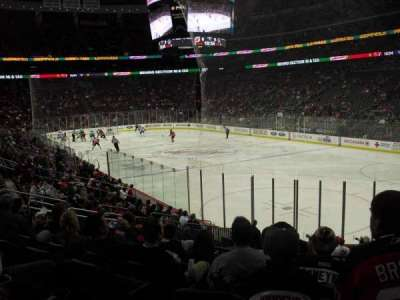 Prudential Center section 11
