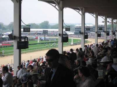 Churchill Downs section 323