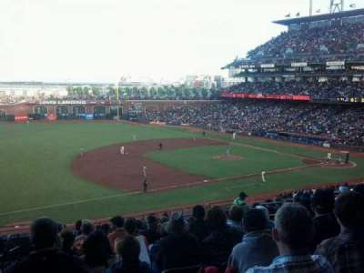 AT&T Park, section: 226, row: L, seat: 11