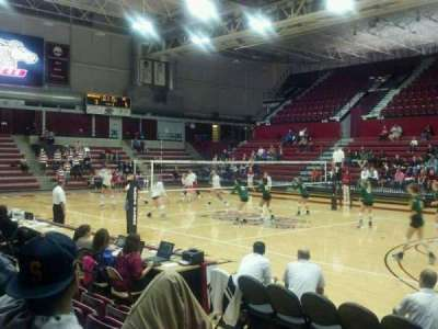 Leavey Center section 101