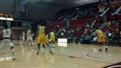 Leavey Center, section: Baseline, row: Baseline, seat: 12