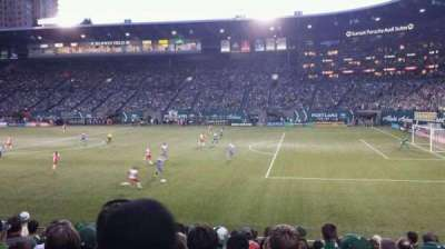 Providence Park, section: 99, row: M, seat: 16