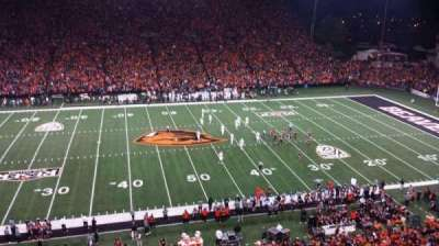 Reser Stadium, section: 217