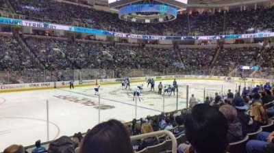 SAP Center at San Jose, section: 103, row: 11, seat: 4