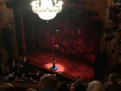 Longacre Theatre section Top mezzanine right