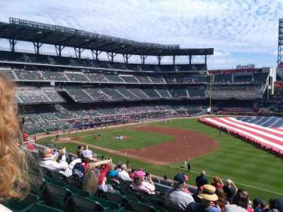 SunTrust Park section 215