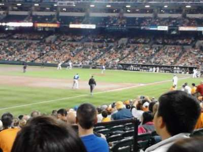 Oriole Park at Camden Yards, section: 66, row: 16, seat: 7