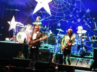 Ringo Starr and his All Starr Band, section: 3, row: y, seat: 20