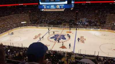 Air Canada Centre, section: 320, row: 2