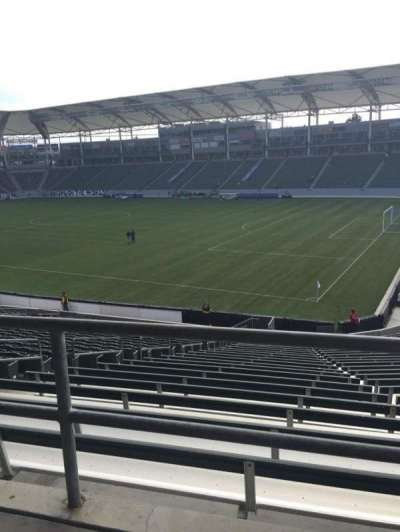 StubHub Center section 127