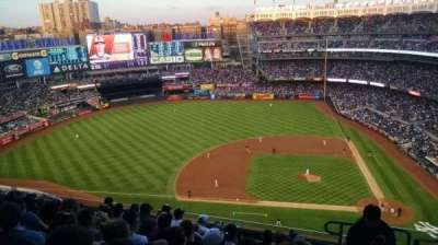 Yankee Stadium, section: 424, row: 8, seat: 2