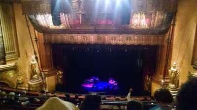 Beacon Theatre section Upper Balcony 2
