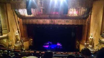 Beacon Theatre, section: Upper Balcony 2, row: H, seat: 2