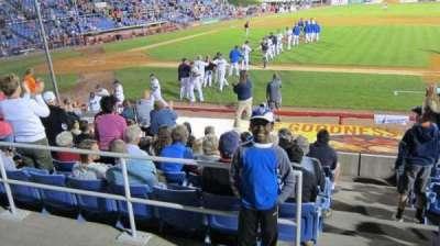 NYSEG Stadium, section: 108, row: L, seat: 22