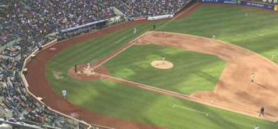 Citi Field, section: 507, row: 1, seat: 19, 20, 22