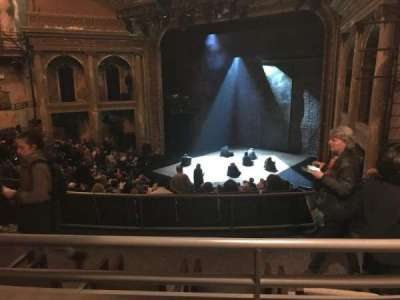 The Harvey Theater at The Brooklyn Academy Of Music, section: Orchestra Rear, row: P, seat: 130