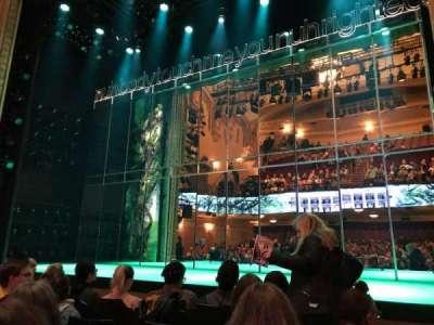 John Golden Theatre, section: Orchestra, row: E, seat: 104
