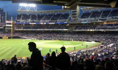 PETCO Park section 122