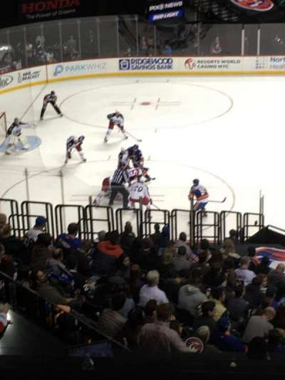 Barclays Center, section: Suite A57, row: 1, seat: 1