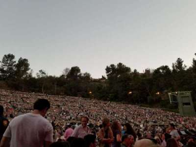 Hollywood Bowl section Pool A