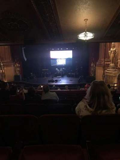 Beacon Theatre, section: Lodg2, row: J, seat: 2