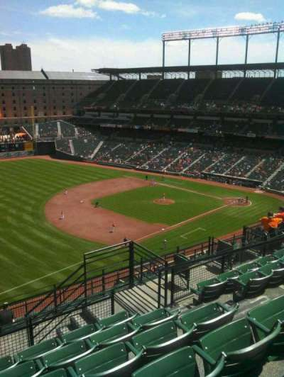 Oriole Park at Camden Yards, section: 365, row: 15, seat: 1