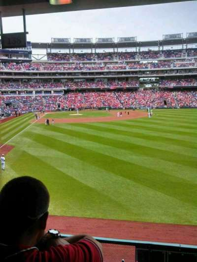 Nationals Park section 138