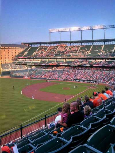 Oriole Park at Camden Yards, section: 368, row: 6, seat: 19