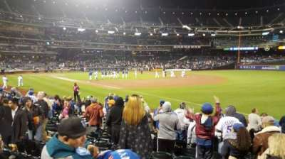 Citi Field section 110