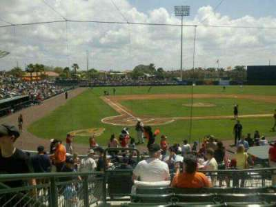 Ed Smith Stadium, section: 211, row: 7, seat: 15