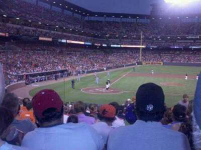 Oriole Park at Camden Yards section 26