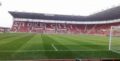 Britannia Stadium, section: 38, row: 3, seat: 942