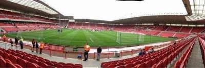 Riverside Stadium, section: 61, row: 8, seat: 117